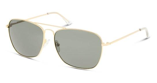 UNSM0017 Men's Sunglasses Green / Gold
