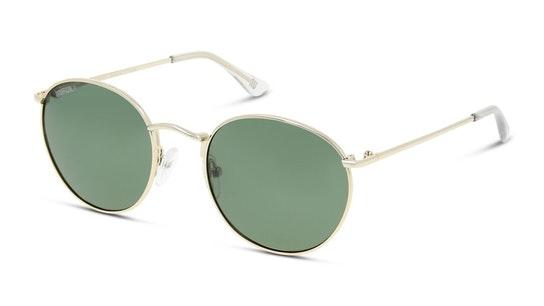 UNST0006P (DDE0) Children's Sunglasses Green / Gold