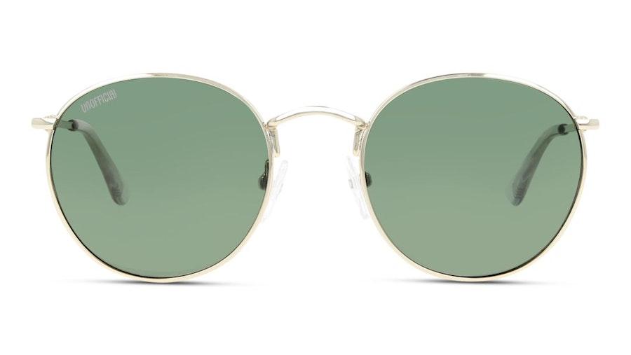 Unofficial Kids UNST0006P (DDE0) Children's Sunglasses Green / Gold