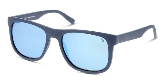 DB SM9011P (CCGL) Sunglasses Grey / Blue