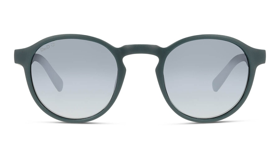 DbyD Recycled DB SU9009P (EEES) Sunglasses Green / Green