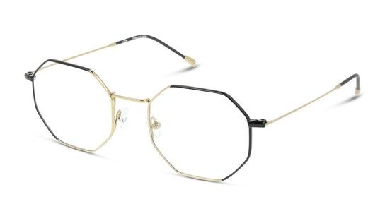 FU LF01 (DB) Glasses Transparent / Black