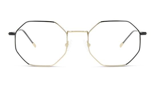 FU LF01 Women's Glasses Transparent / Black