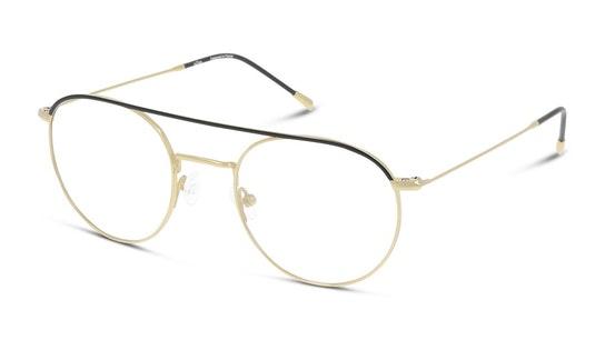 FU LM04 (DB) Glasses Transparent / Gold