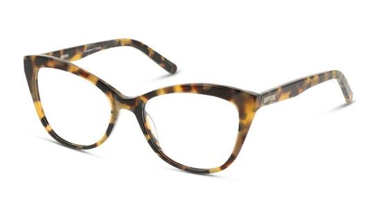 UNOF0179 Women's Glasses Transparent / Tortoise Shell