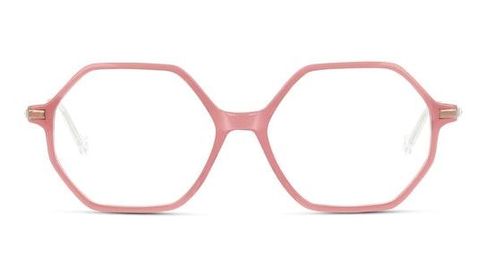 UNOF0187 Women's Glasses Transparent / Violet