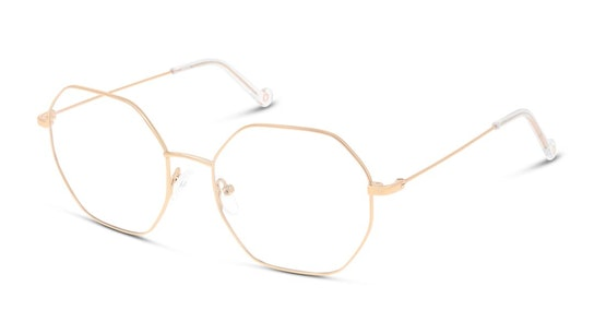 UNOF0189 Women's Glasses Transparent / Pink