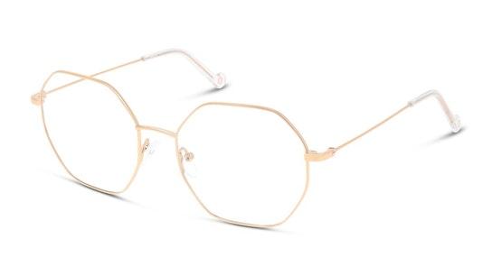 UNOF0189 (PP00) Glasses Transparent / Pink