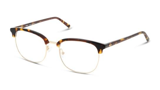 UNOM0128 Men's Glasses Transparent / Tortoise Shell