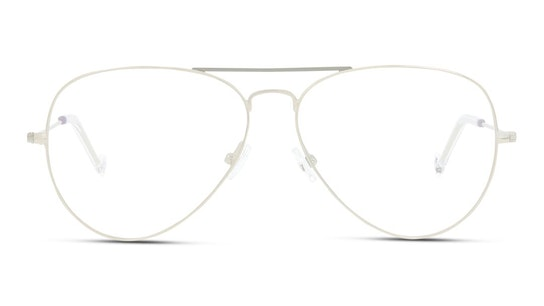 UNOM0155 (Large) (SS00) Glasses Transparent / Silver
