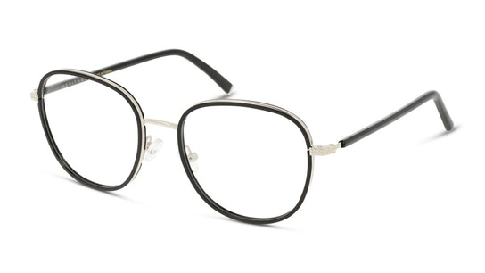 HE OF0013 Women's Glasses Transparent / Black