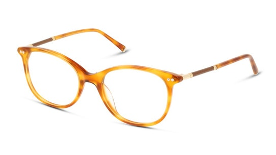 HE OF5008 (NN00) Glasses Transparent / Brown