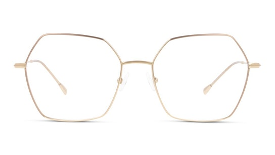 SY OF5006 (ZD00) Glasses Transparent / Bronze
