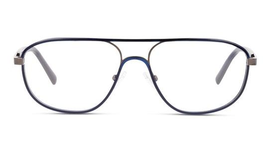 SY OM0005 (CC00) Glasses Transparent / Navy