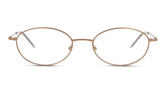 HE OF5015 Women's Glasses Transparent / Bronze