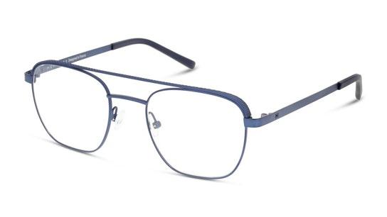 HE OM0048 Men's Glasses Transparent / Navy