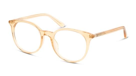 UNOF0242 Women's Glasses Transparent / Beige