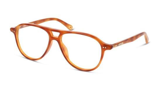 UNOM0187 (HH00) Glasses Transparent / Havana
