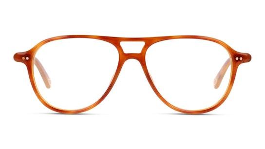UNOM0187 Men's Glasses Transparent / Havana