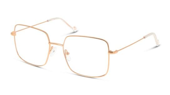 UNOF0074 Women's Glasses Transparent / Pink