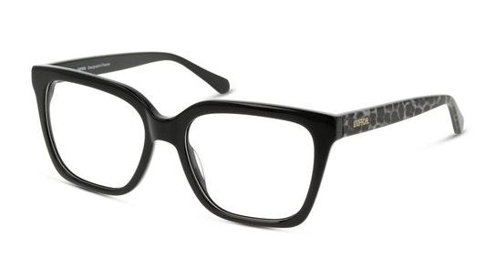 UNOF0203 Women's Glasses Transparent / Black