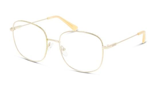UNOF0209 Women's Glasses Transparent / Gold