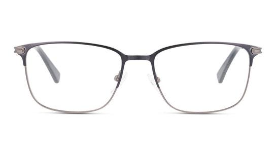 UNOM0163 Men's Glasses Transparent / Blue