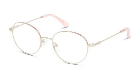 UNOT0071 (SP00) Children's Glasses Transparent / Silver
