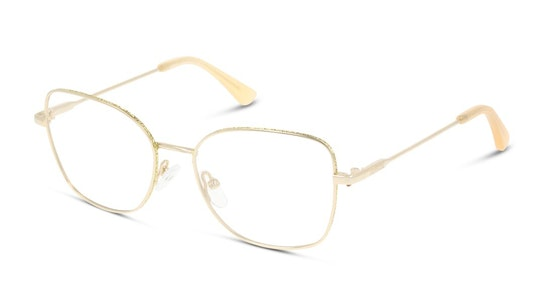 UNOT0072 (DF00) Children's Glasses Transparent / Gold