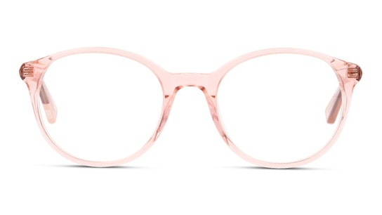 UNOT0073 (PX00) Children's Glasses Transparent / Pink
