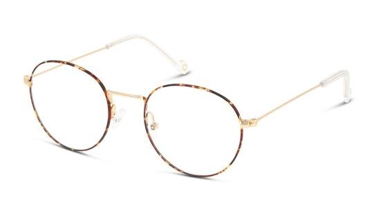 UNOT0013 (HD00) Children's Glasses Transparent / Havana