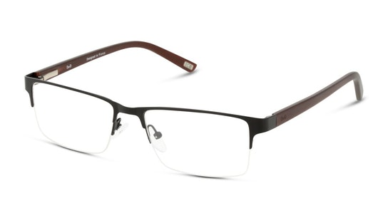 DB OM0031 (BN00) Glasses Transparent / Black
