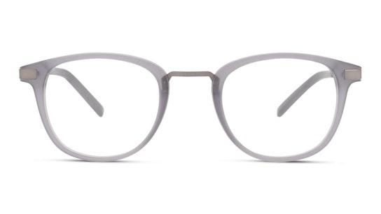 HE OM0067 Men's Glasses Transparent / Grey