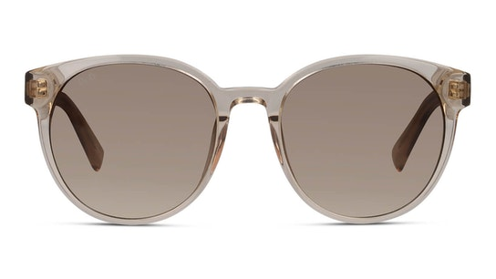 Bio-Acetate DB SF5004 (TTN0) Sunglasses Brown / Transparent