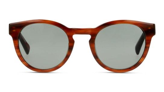 Bio-Acetate DB SF5006 (FGE0) Sunglasses Green / Beige
