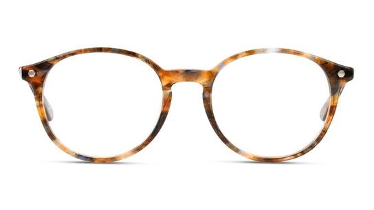 UNOF0270 (HS00) Glasses Transparent / Havana