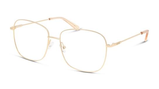 UNOF0305 (Large) Women's Glasses Transparent / Gold