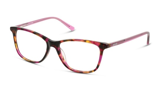 UNOF0306 Women's Glasses Transparent / Havana