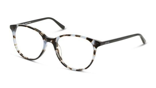 UNOF0307 (LB00) Glasses Transparent / Havana