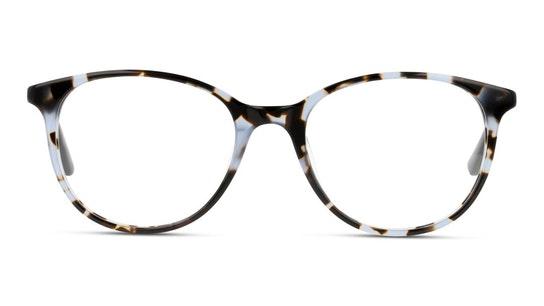 UNOF0307 Women's Glasses Transparent / Havana