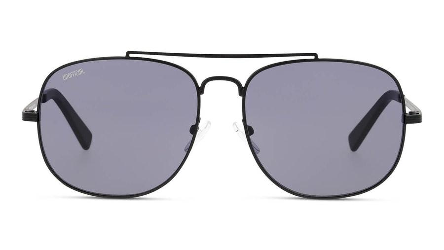 Unofficial UNSM0099 Men's Sunglasses Grey / Black