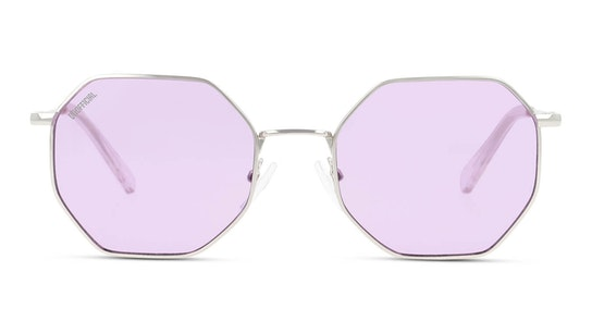 UNSU0075 Women's Sunglasses Violet / Silver