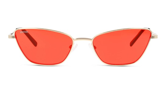 UNSF0136 (DDR0) Sunglasses Red / Gold