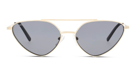 UNSU0088 Women's Sunglasses Grey / Gold