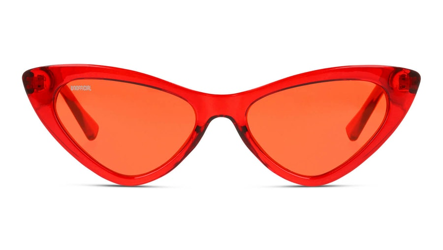 Unofficial UNSF0140 Women's Sunglasses Red / Red