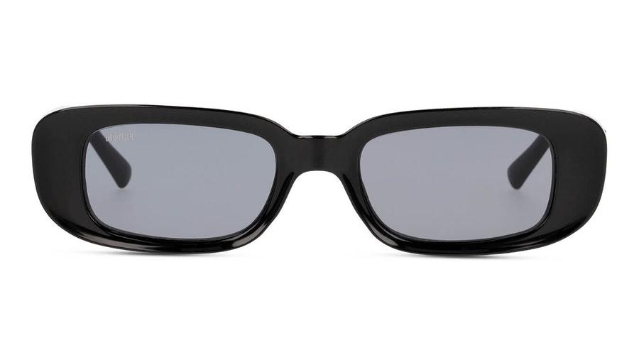 Unofficial UNSU0090 Unisex Sunglasses Grey / Black