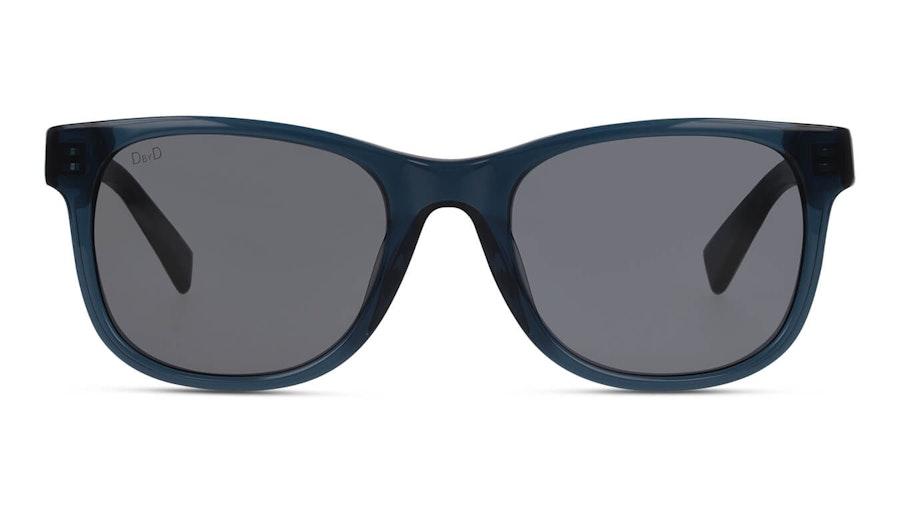 DbyD Bio-Acetate DB SU5000 (CCC0) Sunglasses Blue / Blue