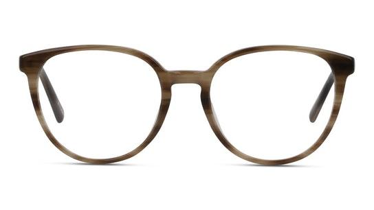 DB OF5045 (FF00) Glasses Transparent / Brown