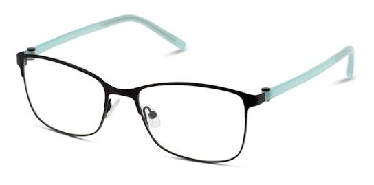 IS AF24 Women's Glasses Transparent / Black