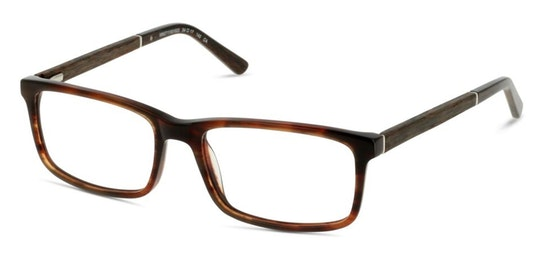 CL BM18 Men's Glasses Transparent / Brown